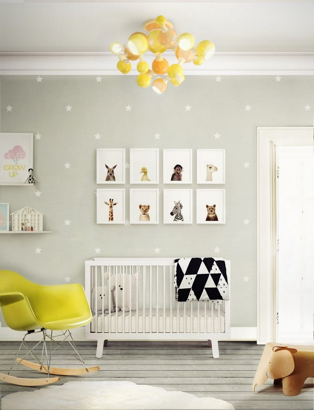 Modern Light Fixtures For Your Child 39 S Room